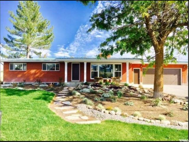 Single Family for Sale at 140 N 450 W Fielding, Utah 84311 United States