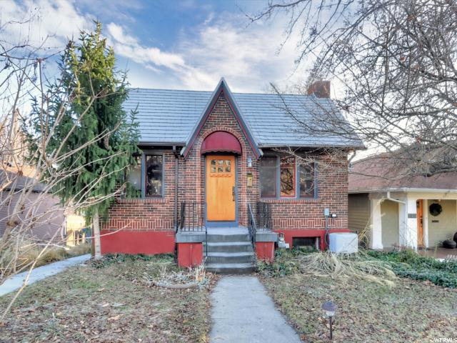Home for sale at 576 E Eighth Ave, Salt Lake City, UT 84103. Listed at 429000 with 4 bedrooms, 2 bathrooms and 1,872 total square feet