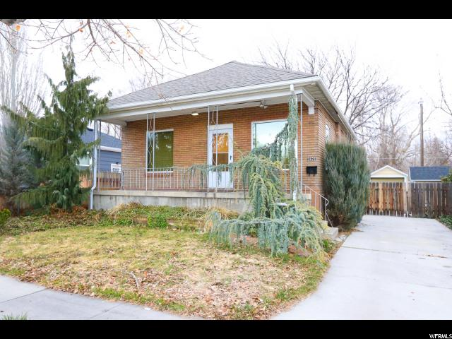 Home for sale at 2621 S Park St, Salt Lake City, UT  84106. Listed at 300000 with 3 bedrooms, 2 bathrooms and 1,732 total square feet