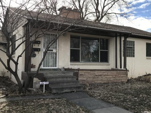 Home for sale at 468 E Cleveland Ave, South Salt Lake, UT  84115. Listed at 339900 with 4 bedrooms, 2 bathrooms and 2,240 total square feet