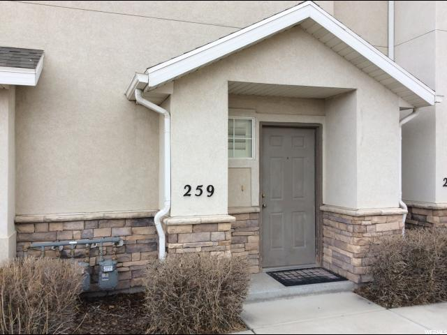 259 S BIRMINGHAM LN Unit 259, North Salt Lake UT 84054