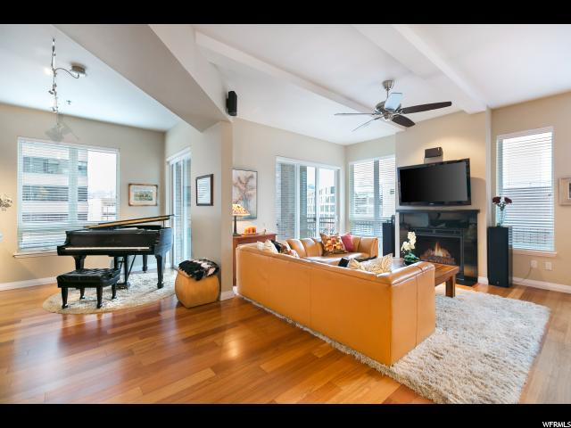 Home for sale at 350 S 200 East #422, Salt Lake City, UT  84111. Listed at 650000 with 2 bedrooms, 2 bathrooms and 1,391 total square feet