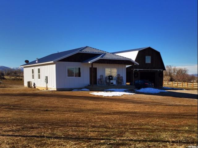 Single Family for Sale at 526 E 900 N Spring City, Utah 84662 United States