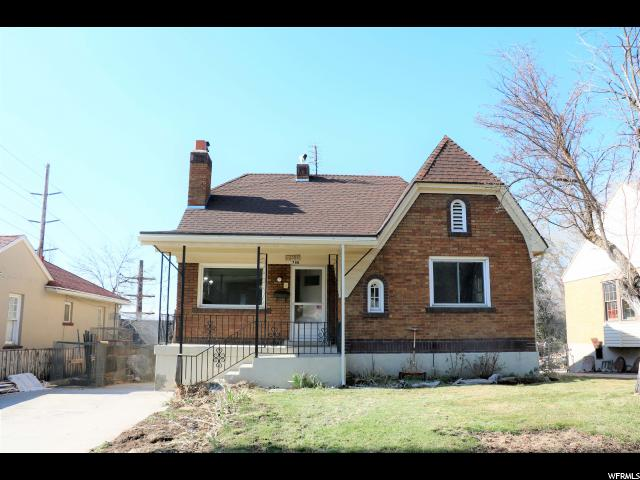 Home for sale at 780 S Elizabeth St., Salt Lake City, UT 84102. Listed at 350000 with 4 bedrooms, 2 bathrooms and 1,743 total square feet
