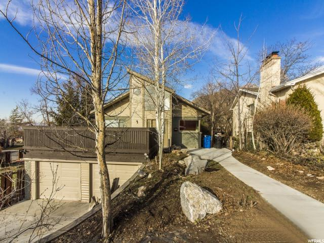 Home for sale at 3575 E Ceres Dr, Salt Lake City, UT  84124. Listed at 400000 with 4 bedrooms, 2 bathrooms and 2,232 total square feet
