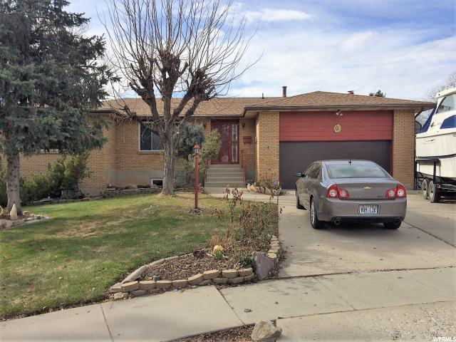 Home for sale at 3478 S Hazel Arlene, Salt Lake City, UT 84106. Listed at 440000 with 5 bedrooms, 3 bathrooms and 2,972 total square feet