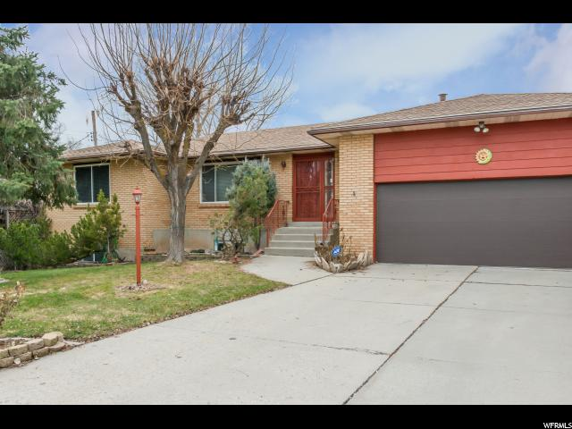 3478 S HAZEL ARLENE, Salt Lake City UT 84106