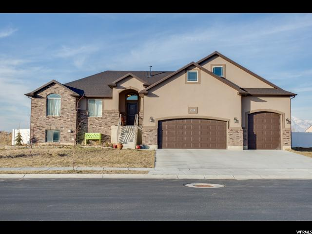 Single Family for Sale at 4430 W 5700 S Hooper, Utah 84315 United States