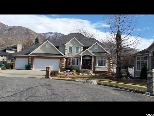 Single Family for Sale at 295 W SUNSET Circle Centerville, Utah 84014 United States
