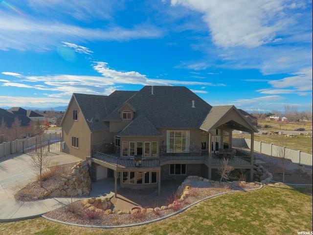 Single Family for Sale at 676 N 1200 E Mapleton, Utah 84664 United States