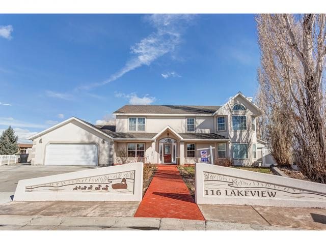 单亲家庭 为 销售 在 116 LAKEVIEW Drive 斯坦斯伯里帕克, 犹他州 84074 美国