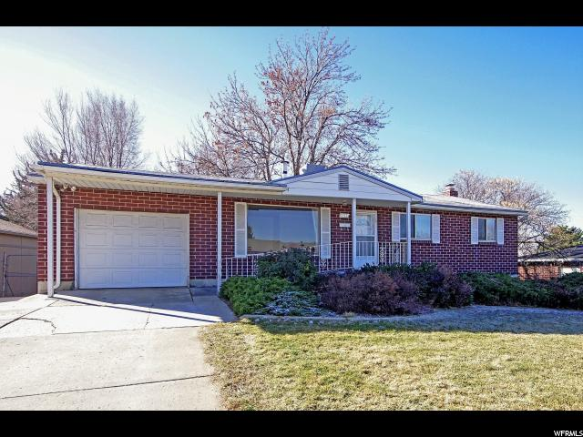 2844 E CAROLE DR, Cottonwood Heights UT 84121