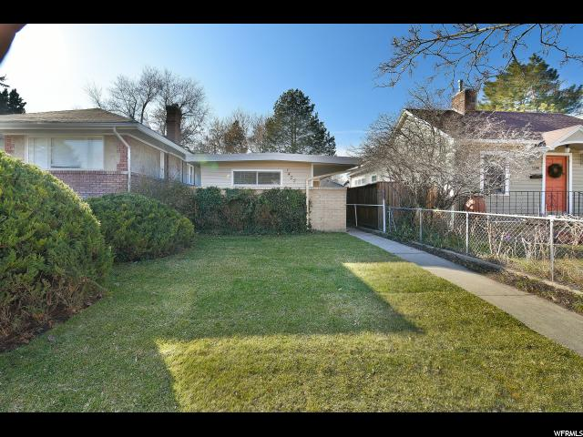 Home for sale at 1402 S Denver St, Salt Lake City, UT  84116. Listed at 220000 with 2 bedrooms, 1 bathrooms and 778 total square feet