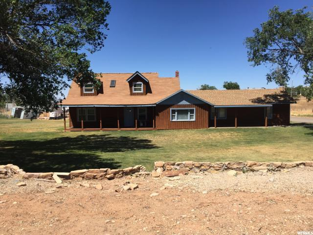 Single Family for Sale at 315 W 300 S Blanding, Utah 84511 United States