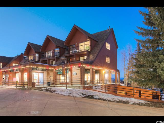 1385 LOWELL AVE Unit A310, Park City UT 84060
