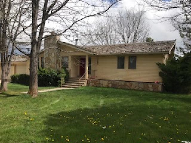 Single Family for Sale at 267 S MAIN Street Aurora, Utah 84620 United States