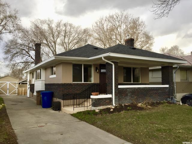 Home for sale at 946 S Denver, Salt Lake City, UT  84111. Listed at 345000 with 3 bedrooms, 2 bathrooms and 1,972 total square feet
