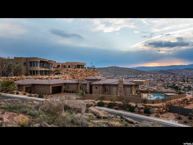 Single Family for Sale at 1706 S CLIFF POINT 1706 S CLIFF POINT St. George, Utah 84790 United States