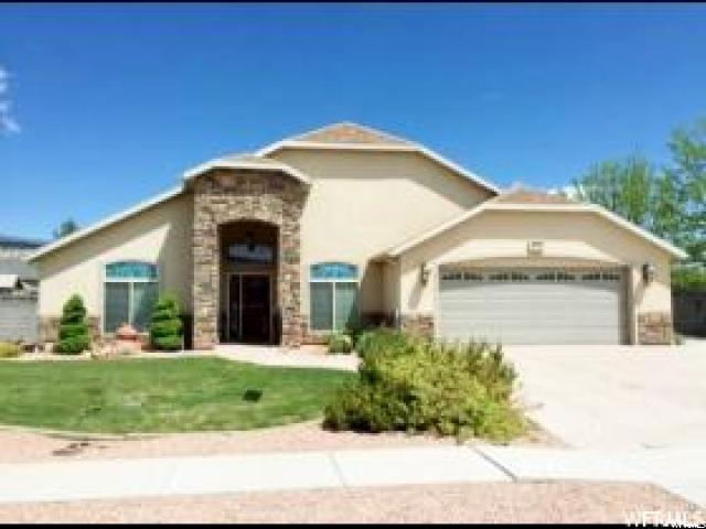 Single Family for Sale at 491 E 950 N Richfield, Utah 84701 United States