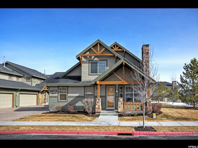 6078 N FOX POINT CIR Unit A-2, Park City UT 84060
