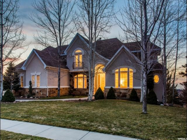 4598 S BOUNTIFUL RIDGE DR, Bountiful UT 84010