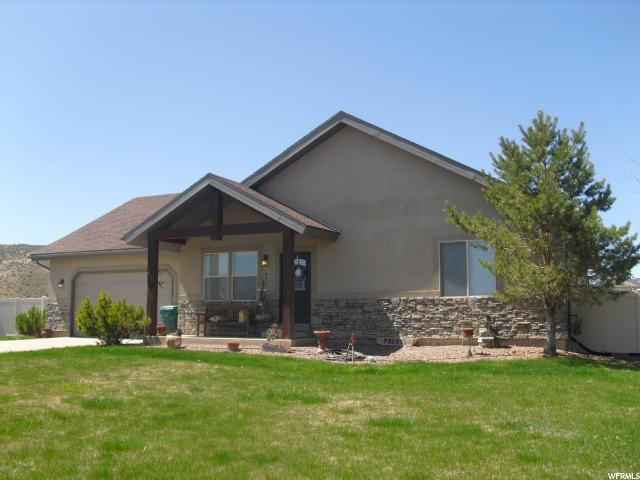 Single Family for Sale at 411 N KENTUCKY WAY Maeser, Utah 84078 United States