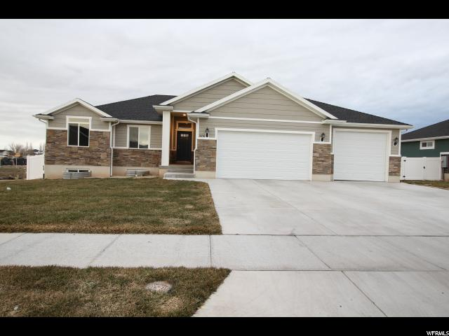 Single Family for Sale at 3576 W 1600 N West Point, Utah 84015 United States