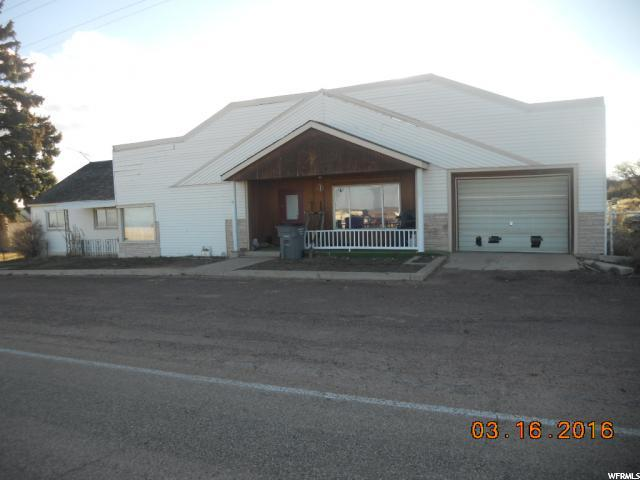 Single Family for Sale at 6663 N 21000 W Mountain Home, Utah 84051 United States