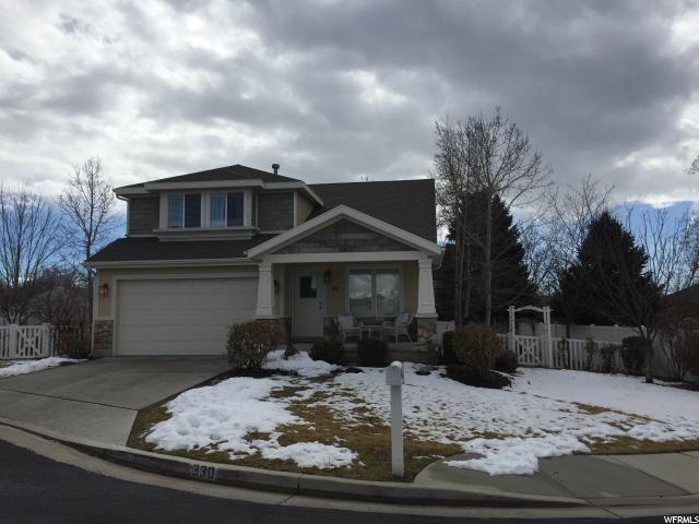 330 E OLD SANDY CT, Sandy UT 84070