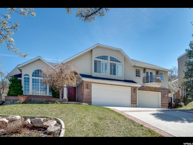 3681 S MONTEREY CIR, Bountiful UT 84010