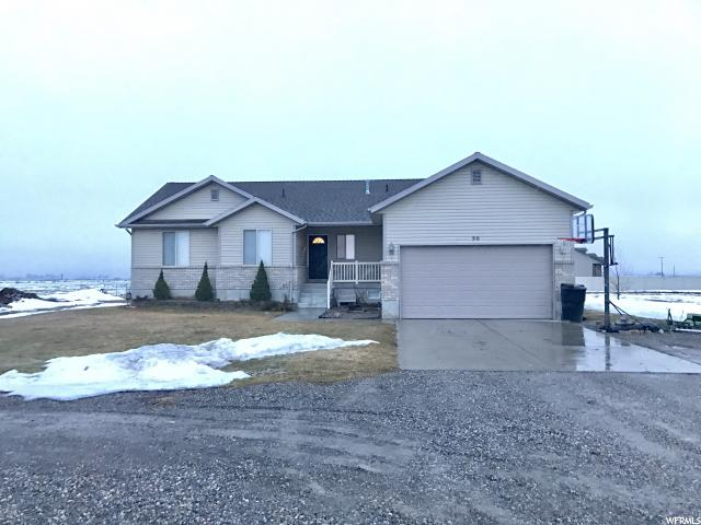 Single Family for Sale at 50 S 450 W Fielding, Utah 84311 United States