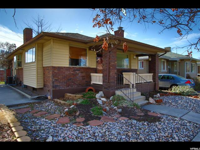 Home for sale at 418 E Williams Ave, Salt Lake City, UT  84111. Listed at 275000 with 2 bedrooms, 2 bathrooms and 1,278 total square feet