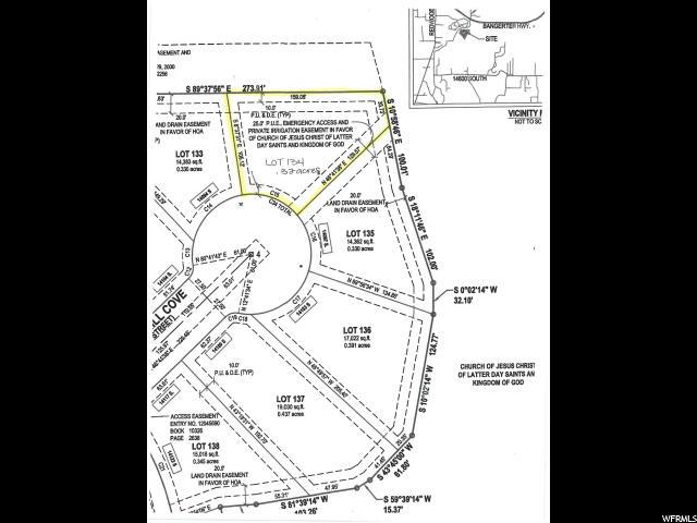 14092 S LIGHT CAHILL  CV W, Bluffdale, UT 84065