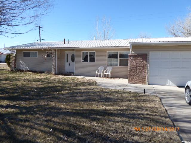 Single Family for Sale at 115 N 945 E Green River, Utah 84525 United States