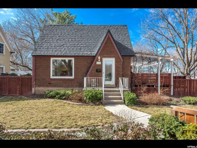 1114 S MCCLELLAND, Salt Lake City UT 84105