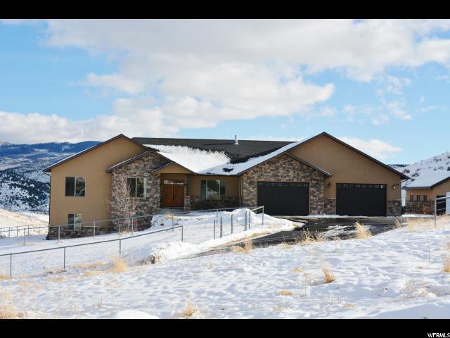 Single Family for Sale at 316 FOX RUN HLW 316 FOX RUN HLW Unit: 4 Wanship, Utah 84017 United States