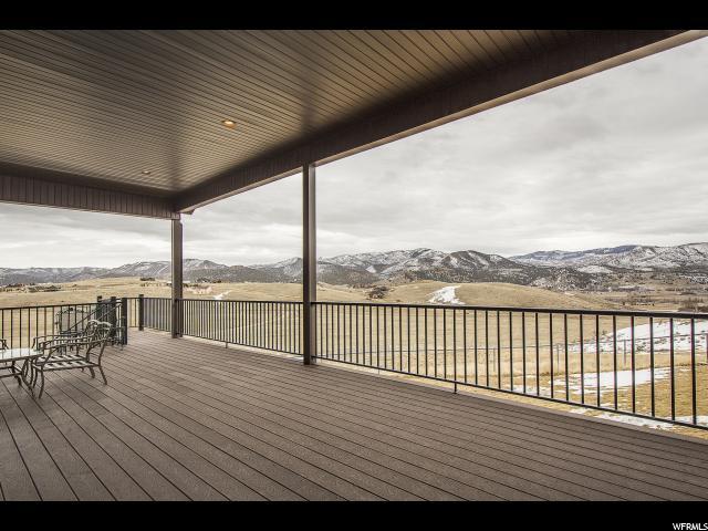 Additional photo for property listing at 316 FOX RUN  Wanship, Utah 84017 United States