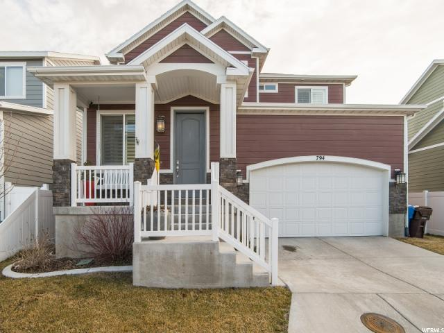 Single Family for Sale at 794 W TAMSIN Court Midvale, Utah 84047 United States