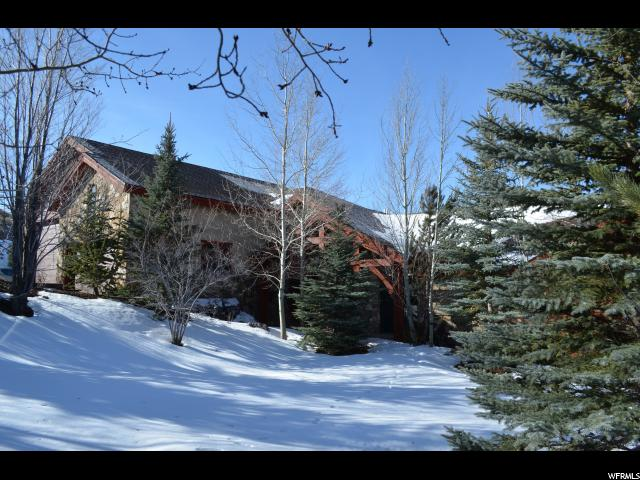 Single Family for Sale at 6015 MOUNTAIN RANCH Drive 6015 MOUNTAIN RANCH Drive Unit: 60 Park City, Utah 84098 United States