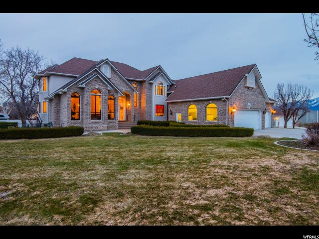 Single Family for Sale at 5629 S JORDAN CANAL Road Taylorsville, Utah 84118 United States