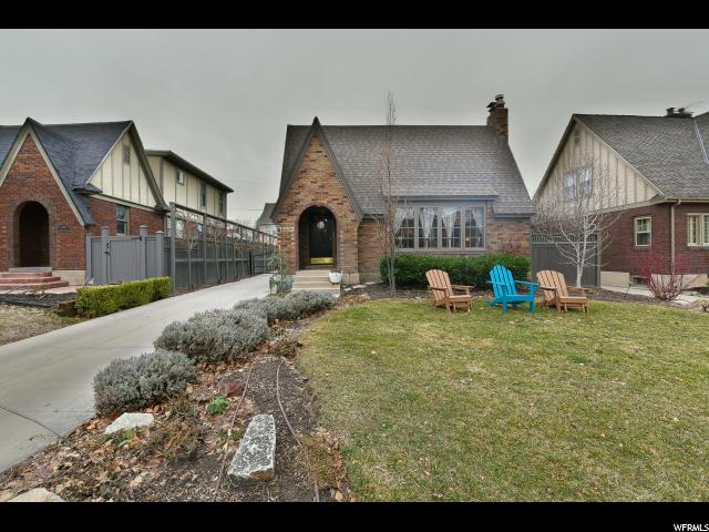 Home for sale at 1752 E Herbert Ave, Salt Lake City, UT  84108. Listed at 645000 with 4 bedrooms, 2 bathrooms and 2,406 total square feet