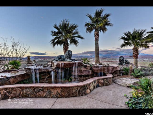 Single Family for Sale at 1819 S ROCKCRESS Circle St. George, Utah 84790 United States