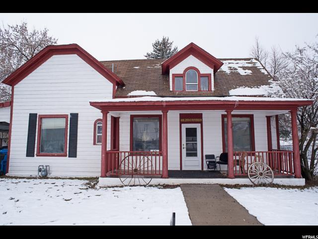 Single Family for Sale at 52 S MAIN ST Street Lewiston, Utah 84320 United States