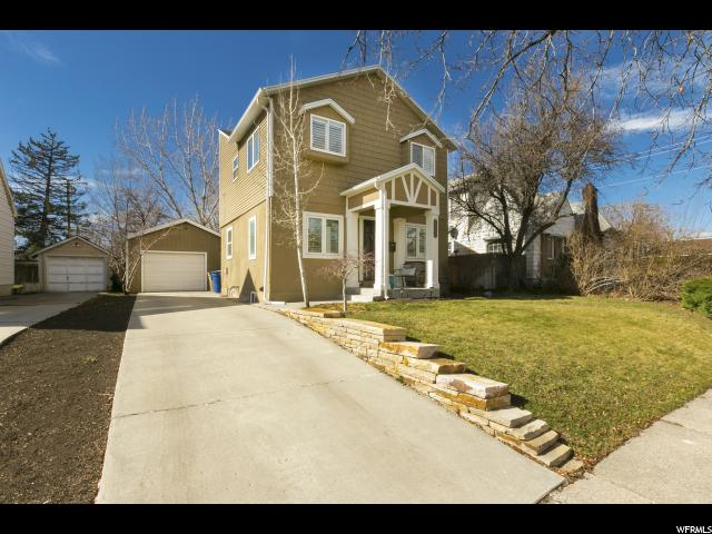 Home for sale at 2464 S Beverly St, Salt Lake City, UT  84106. Listed at 449000 with 3 bedrooms, 4 bathrooms and 2,174 total square feet