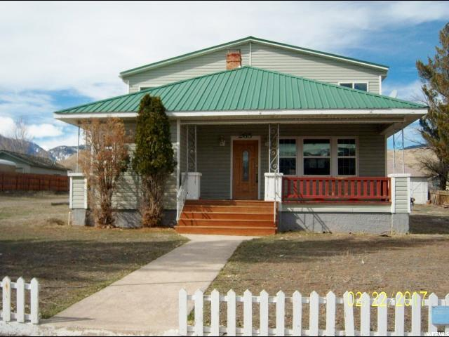 Single Family for Sale at 265 N 100 W Marysvale, Utah 84750 United States