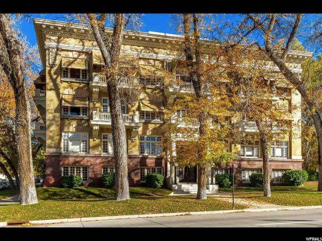 Home for sale at 839 E South Temple #104, Salt Lake City, UT 84102. Listed at 325000 with 1 bedrooms, 1 bathrooms and 943 total square feet