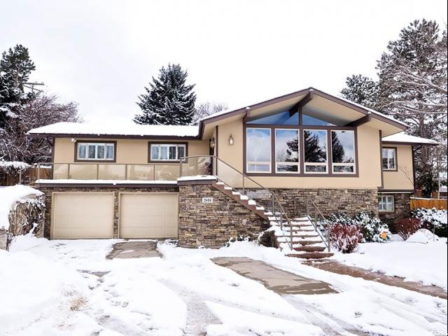 Home for sale at 2614 E 1300 South, Salt Lake City, UT  84108. Listed at 659000 with 4 bedrooms, 3 bathrooms and 3,219 total square feet