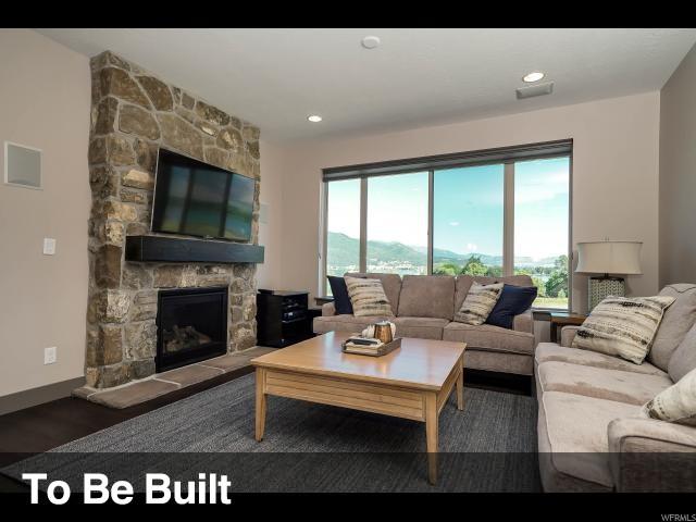 Maison accolée pour l Vente à 6378 E WALKER Drive 6378 E WALKER Drive Unit: 25 Huntsville, Utah 84317 États-Unis