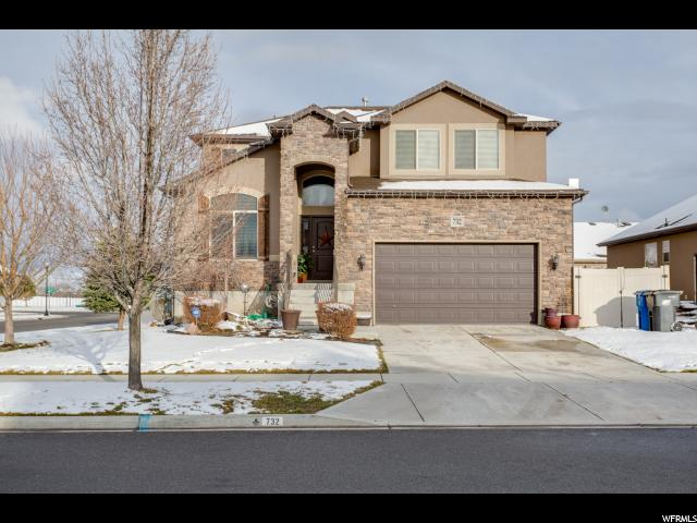 732 N CHANNING CT, Saratoga Springs UT 84045