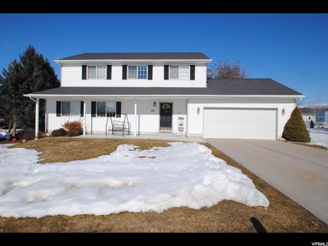 Single Family for Sale at 140 W 410 S Richmond, Utah 84333 United States